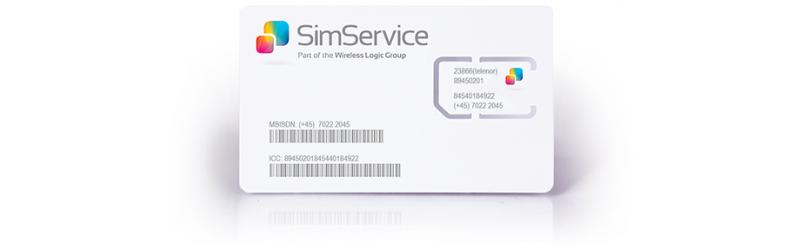 M2M måned statisk IP 1 GB & 500 SMS