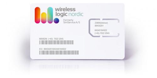 Bilvarmer inkl. Data & SMS (TDC)