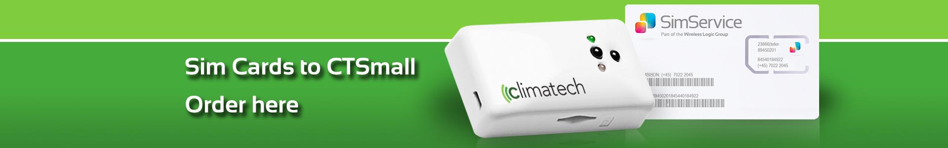 SIM-kort til CTSmall