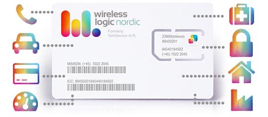 SIM-kort til mange miligheder